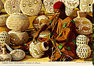 Calabash Carving Kenya cs5351 (Image1)