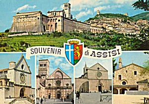 Santuari Francesani Postcard cs5359 (Image1)