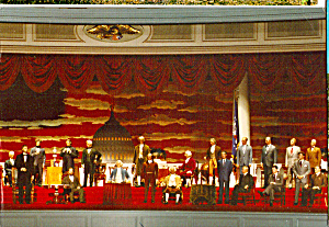 Presidential Presence Liberty Square Walt Disney World  cs5371 (Image1)