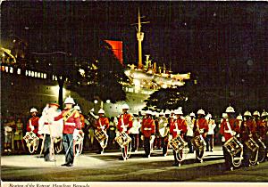 Beating of the Retreat Hamilton Bermuda cs5372 (Image1)