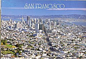 San Francisco CA From Twin Peaks cs5392 (Image1)