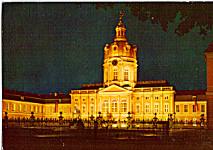 Charlottenburg Castle, Berlin, Germany (Image1)