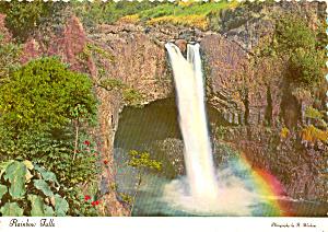 Rainbow Falls, Island of Hawaii (Image1)