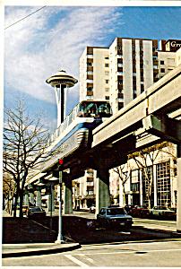 Alweg Monorail Seattle Washington cs5456 (Image1)