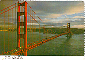 The Golden Gate Bridge, San Francisco,California (Image1)