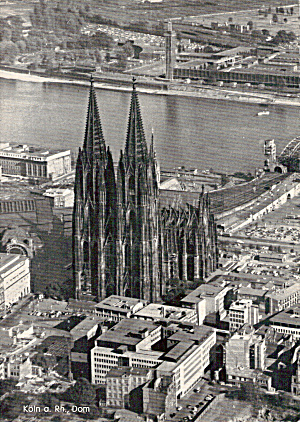 Cologne Cathedral Germany Cs5506