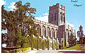 Cadet Chapel, West Point, New York (Image1)