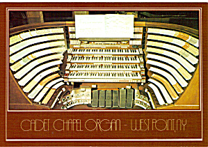 Organ of the Cadet Chapel, West Point, New York (Image1)