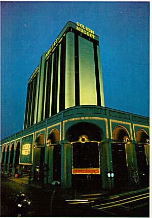 Golden Nugget Hotel and Casino NJ Postcard cs5517 (Image1)