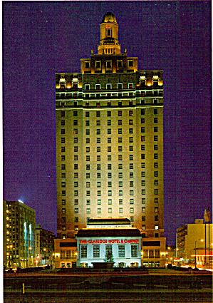 Claridge Hotel and Casino NJ Postcard cs5518 (Image1)