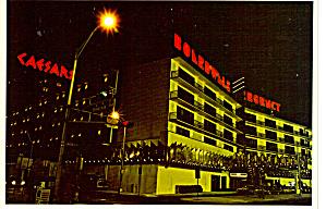 Caesars Boardwalk Regency Hotel and Casino NJ Postcard cs5523 (Image1)