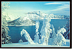 Crater Lake National Park Or Cs5566
