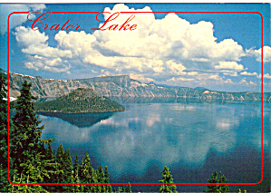 Crater Lake National Park Or Cs5571