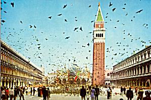 St. Mark's Square Venice Italy cs5591 (Image1)