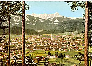 Villech mit Mangart 2678 m (Image1)