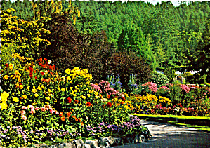The Butchart Gardens,Victoria, British Columbia (Image1)