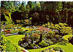 The Butchart Gardens Victoria  British Columbia cs5643 (Image1)