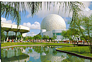 Communicore Future World Epcot Center Cs5650