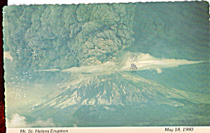 Mt St Helens WA Eruption cs5654 (Image1)