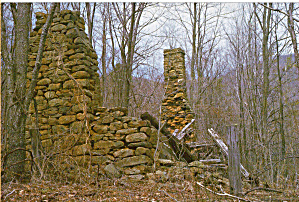 Nicholson Hollow Homesite,Shenandoah National Park (Image1)