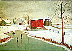 Tis the Season by Jay McVey Postcard cs5676 (Image1)