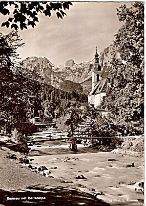 Ramsau mit Reiteraipe Austria cs5738 (Image1)