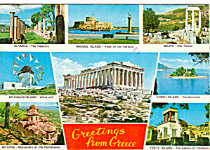 Thumbnail Views of Greece (Image1)