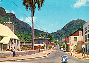 Royal Street, Victoria, Seychelles (Image1)