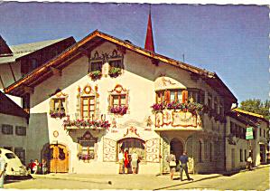 Seefield in Tirol 1200m Austria cs5762 (Image1)