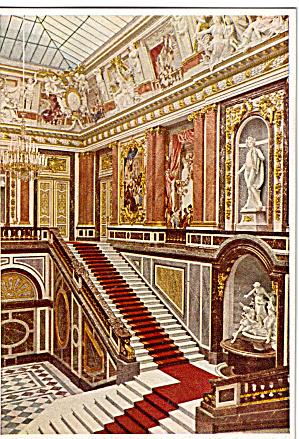 Schloss Herrenchiemsee  Bavaria Germany cs5766 (Image1)