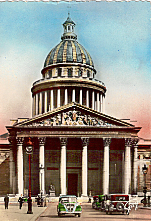Le Pantheon 1752-1780 Paris France cs5776 (Image1)
