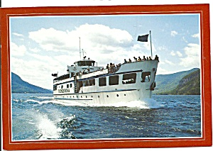MV Ticonderoga on Lake George, New York (Image1)