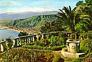Taormina Sicily Between Snow and Sea cs5809 (Image1)