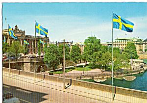 Stockholm Riksdagshuset Sweden (Image1)