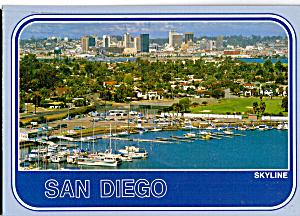 San Diego Skyline (Image1)