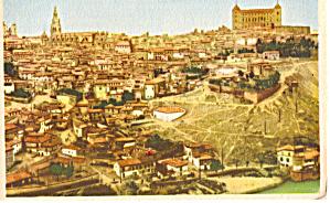 Panoramic General View of Toledo Spain cs5866 (Image1)