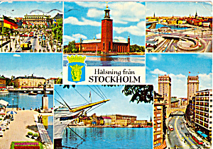 Views of Stockholm (Image1)