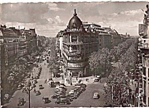Boulevards des Italiens et Haussman (Image1)