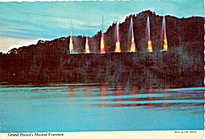 World's Largest Musical Fountain, Grand Haven (Image1)