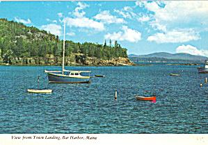 View from Town Landing Bar Harbor ME cs5943 (Image1)