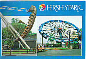 Cyclops and Pirate Ship, Hersheypark (Image1)