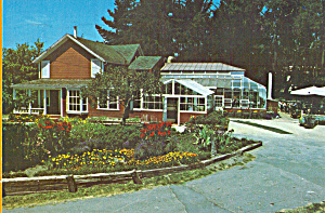 The Greenhouse Restaurant Soquel California (Image1)