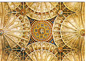 Canterbury Cathedral Central Tower Interior Roof Cs6039