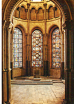 Canterbury Cathedral St  Augustine s Chair cs6050 (Image1)