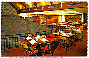 Saddle Rock Dining Room Rock City Restaurant cs6055 (Image1)