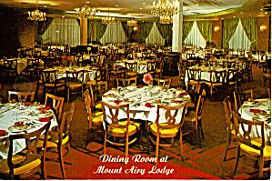 Mount Airy Lodge  Mount Pocono Pennsylvania cs6082 (Image1)