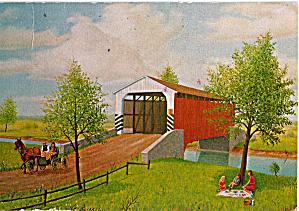 Summertime by Jay McVey Postcard cs6085 (Image1)