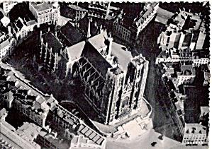 Brussels Belgium Eglise Sainte Gudule cs6088 (Image1)