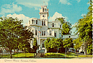 Governor's Mansion, Sacramento, California (Image1)
