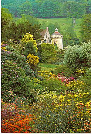Scotney Castle Kent England Postcard cs6095 (Image1)